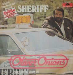 LP7 - Oliver Onions - Sheriff / Dreaming Woman - Bud Spencer / Terence Hill - Datenbank
