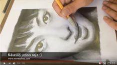 Portré rajzolás - a tökéletes portré 9 titkos trükkje - Művészház