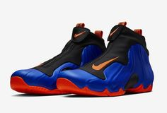 new style 6e118 7ac8d Nike Air Flightposite Knicks