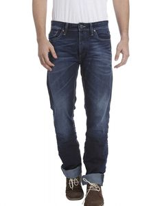 Buy HIZ & HERZ Mens Antonio Dark Blue Joggers Online at cheap ...