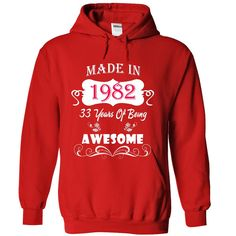 awesome  Made In 1982