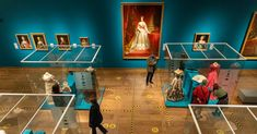 Europe's Museums Are Open, but the Public Isn't Coming Due to Pandemic - The New York Times