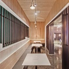 Bei Restaurant @ Opposite House Beijing | Neri&Hu Design and Research Office