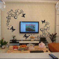 Pintura de pared Hazlo tú mismo 9Pc Capas Plantillas álbum de recortes de plantilla decoración Craft