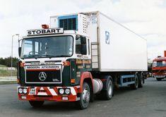 Eddie Stobart Trucks, Old Trucks, Old Lorries, Road Transport, Heavy Truck, Transportation, Buses, Trailers, Vehicles