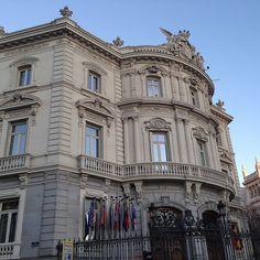 @CasaAmérica #Madrid