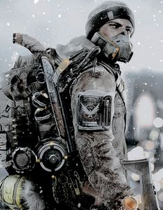 The Division - Animated Gif Mad Max, Gi Joe, Fallout, Foto Top, Apocalypse Art, Tom Clancy The Division, Future Soldier, Airsoft, Special Forces