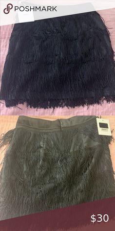 Adika tassel skirt Silky material Black Zipper in the back tags Skirts Mini Tassel Skirt, Tassels, Product Description, Zipper, Tags, Mini, Skirts, Closet, Things To Sell