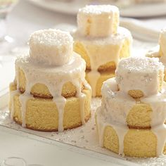 Mini Wedding Cakes - The Pampered Chef®