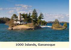 Thousand Islands, Gananoque, Ontario