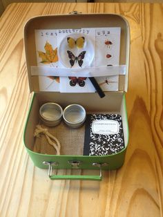 For the nature lover and adventurer at heart! Have you ever gone on a walk and found yourself collecting your childs acorns, rocks, pretty