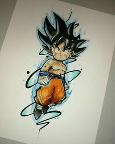 Dragon ball HairStyles up do hairstyles for short hair Dragon Ball Gt, Anime Kunst, Anime Art, Manga Anime, Disney Drawings, Art Drawings, Anime Tattoos, Animes Wallpapers, Wallpapers Wallpapers