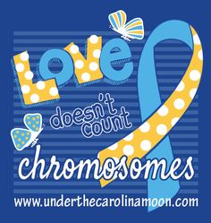 Love Doesn't Count Chromosomes is available in stores and online now.