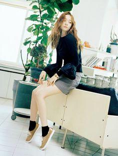 F(x) Krystal – Nylon Magazine October Issue '15