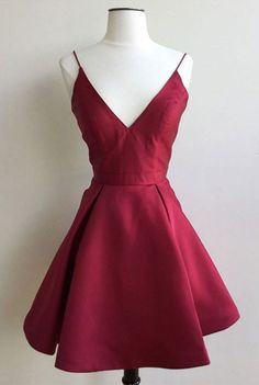 short homecoming dress,homecoming dresses,burgundy homecoming dress, homecoming 2017