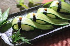 トマトとアボカドのお寿司-九州の郷土料理と簡単まかないレシピ