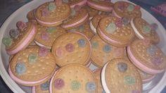 Smores Cookies, Baking, Desserts, Food, Crack Crackers, Tailgate Desserts, Deserts, Biscuits, Bakken