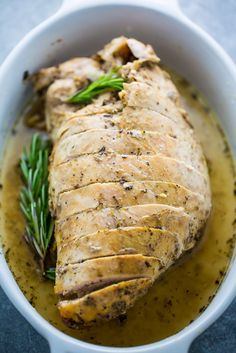 Recipe for Juicy Turkey Breast Using a Slow Cooker-Recipe for Juicy Turkey Breas. Recipe for Juicy Turkey Breast Using a Slow Cooker-Recipe for Juicy Turkey Breast Using a Slow Cooker Recipe for Jui Juicy Turkey Recipe, Turkey Breast In Crockpot Recipe, Turkey Crockpot Recipes, Slow Cooker Recipes, Crockpot Meals, Butterball Turkey Breast Recipe, Chicken Recipes, Meat Meals, Gourmet