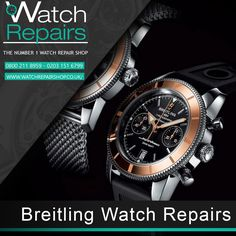 We are Watch-Repair-Shop and we offer Breitling Watch Repair Services in London and across the UK, we are pro experts repairing Breitling watches. For more information please visit http://www.watchrepairshop.co.uk #WatchRepair #Breitling #Watch