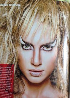 Coleção Camaleoa revista Cabelos& cia cabelo Cesar Augusto make Jaquelin Gelsi fotografia Jean Pierre modelo Leticia Kleeman