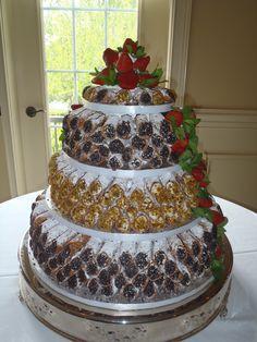 cannoli wedding - Google Search