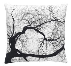 Nordic Elements Branch pillow
