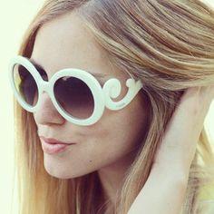 Prada Baroque sunglasses - @chiaraferragni- #webstagram