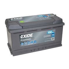 Exide Premium Car Battery 540CCA 12V 53Ah Type 012 4 Years Wty OEM Replacement