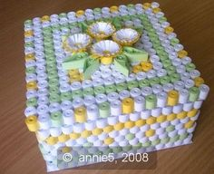 box quilling
