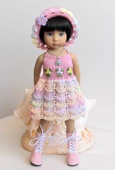 R&M doll fashion