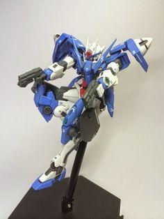 "HG 1/144 Gundam Seven Sword / G ""Amazing Gundam"" - Custom Build - Gundam Kits Collection News and Reviews"