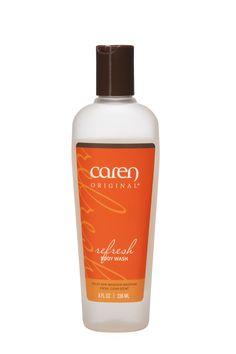 Body Wash - Refresh. www.carenproducts.com