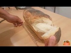 Paine de casa-reteta bunicii - YouTube