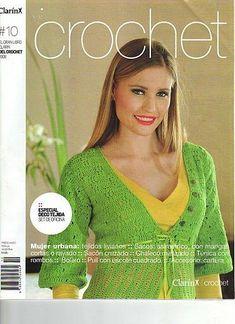 CLARIN CROCHET 2008 Nº10 - Daniela Muchut - Álbuns da web do Picasa