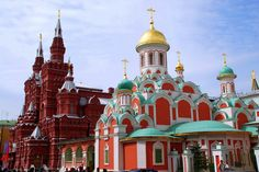 Russia Vacations - Russia Travel Guide - Russia Tourism Information