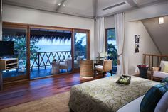 Home Design, Master Bedroom Decorating Ideas Color Ideas For Bedrooms: Luxury Style Ideas Of Home Interior Design Hotel In Maldives