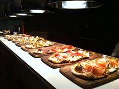 Great Flatbreads @ Harth Restaurant McLean VA