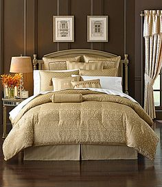 Waterford Anya Bedding Collection #Dillards