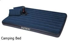Camping Bed - large variety. Need to visit...