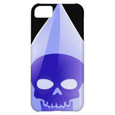 Skull Drop iPhone 5C Case