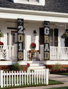 Grad 2018 Hanging Banners