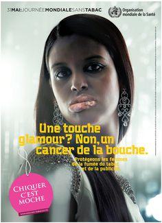 tabac (cancer, menace, OMS)