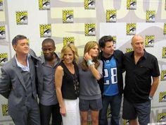 psych cast at comic-con