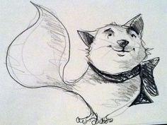 sketch-cat