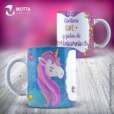 Sublimation templates Monocorns-fantasy mugs-Mug unicorn-Floral Pink Unicorn Geeks, Ideas Para, Bb, Geek Stuff, Diy Crafts, Dreams, Fantasy, Templates, Crafty