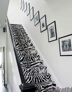 Guehne-Made - Kansas City | Home Remodeling | Home Styling | Custom Woodworks | Custom Furniture: Zebra Rugs