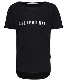 #Penn #Ink #Black #Shirt California #Girls #Kids #Fashion #Summer #Meisjes #Kleding Tshirts Online, Kids Fashion, California, Ink, Girls, Summer, Mens Tops, T Shirt, Outfits