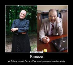 Ranczo – W Polsce nawet Cezary Żak musi pracować na dwa etaty