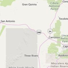 national forest campgrounds in new mexico bing maps