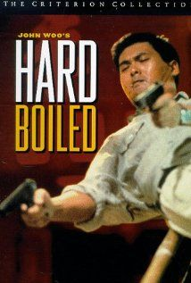 Best movie John Woo has ever made.  Features the charismatic Chow Yun Fat and a 45 minute final shootout at a hospital
